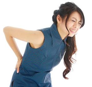 ぎっくり腰の初期対応